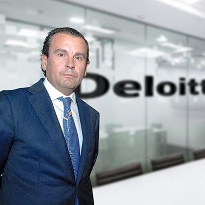 Ignacio Medina  Deloitte partner
