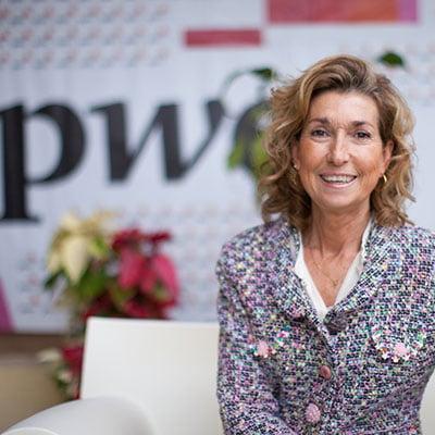 Pilar Valerio  PWC partner